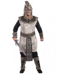 Zombie warrior kostuum voor mannen