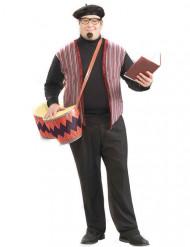 Klassiek jaren 50 kostuum voor mannen
