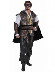 Musketier Don Juan kostuum voor mannen