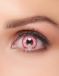 Bloeddoorlopen ogen contactlenzen voor volwassenen