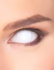 Witte ogen contactlenzen voor volwassenen