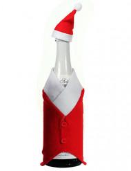 Kerstmis flesdecoratie