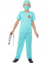 Dokter chirurg kostuum voor kinderen