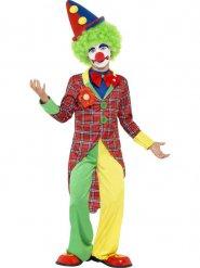Feest clown kostuum voor kinderen