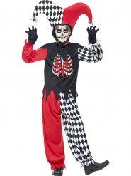 Enge joker kostuum voor kinderen