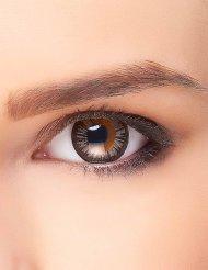 Zwart wit fantasie contactlenzen voor volwassenen