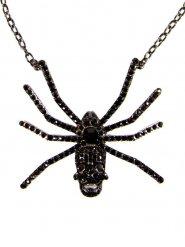 Spinnen schedel ketting voor volwassenen
