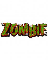 Gothic zombie patch