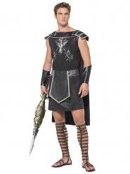 Duistere gladiator kostuum voor mannen