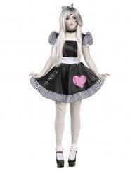 Halloween pop kostuum voor dames