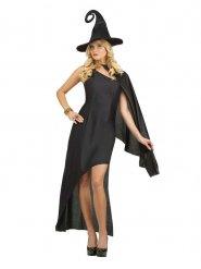 Elegant heks kostuum voor vrouwen