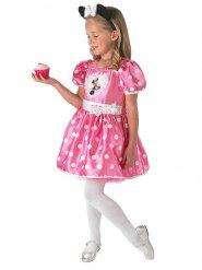 Luxe Minnie™ cupcake kostuum voor meisjes