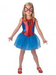 Spidergirl™ outfit voor meisjes