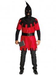 Middeleeuwse beul kostuum voor volwassenen