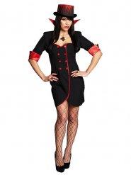 Sexy vampier outfit voor vrouwen