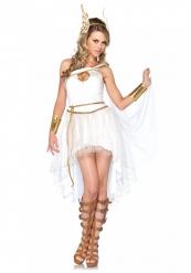 Sexy Grieks Hermes kostuum voor vrouwen