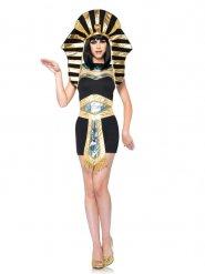 Egyptische koningin jurk voor vrouwen