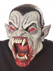 Ani-Motion™ vampier masker voor volwassenen