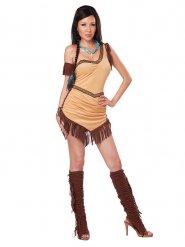Sexy Indiaans kostuum voor vrouwen