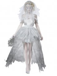 Spook bruid kostuum voor vrouwen