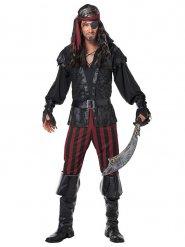 Boze piraat kostuum voor mannen