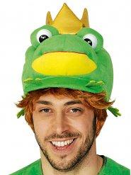 Kikker prins hoed voor volwassenen