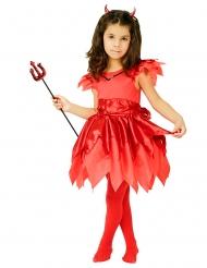 Duivel kostuum voor meisjes