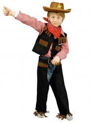 Farwest cowboy kostuum voor jongens