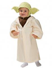 Yoda Star Wars™ kostuum voor baby