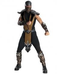 Luxe Mortal Kombat™ Scorpion kostuum voor volwassenen