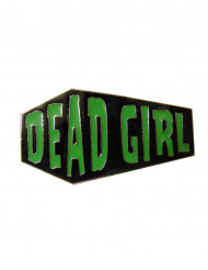 Doodskist Dead Girl ring
