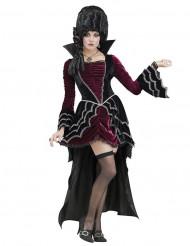 Gothic vampier outfit voor vrouwen