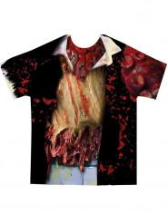 Zombie t-shirt voor volwassenen