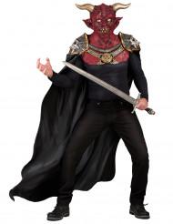 Duivel strijder kostuum voor volwassenen