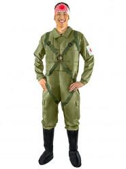 Japanse kamikaze kostuum voor mannen