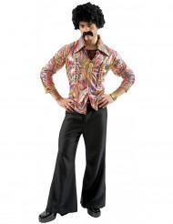 Retro discodanser kostuum voor volwassenen