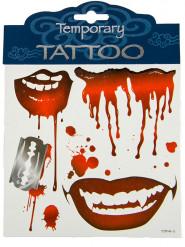 Vampier tatoeages