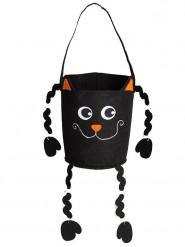 Katten snoep zak voor Halloween