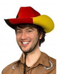 Duitsland cowboy supporter hoed