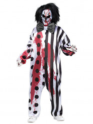 Bloederige clown kostuum voor mannen