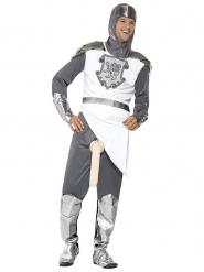 Humoristisch ridder kostuum voor volwassenen