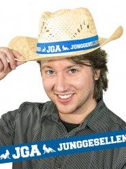 Stro hoed voor volwassenen
