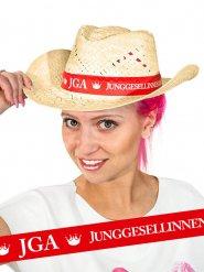 Duitse vrijgezellenfeest hoed dames