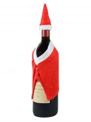 Kerst fles decoratie