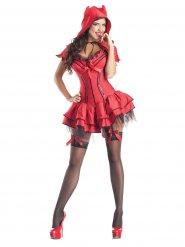 Sexy duivel kostuum voor vrouwen