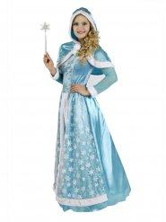 Sneeuwprinses kostuum voor vrouwen
