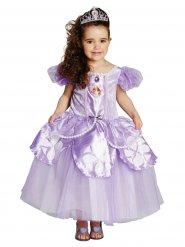 Premium prinses Sofia™ outfit voor kinderen