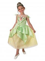 Tiana™ kostuum met tiara voor meisjes