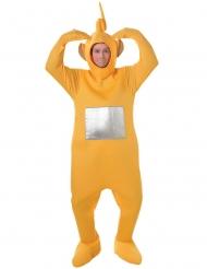 Laa-Laa Teletubbies™ kostuum voor volwassenen