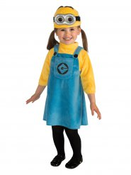 Klein Minions™ kostuum voor baby